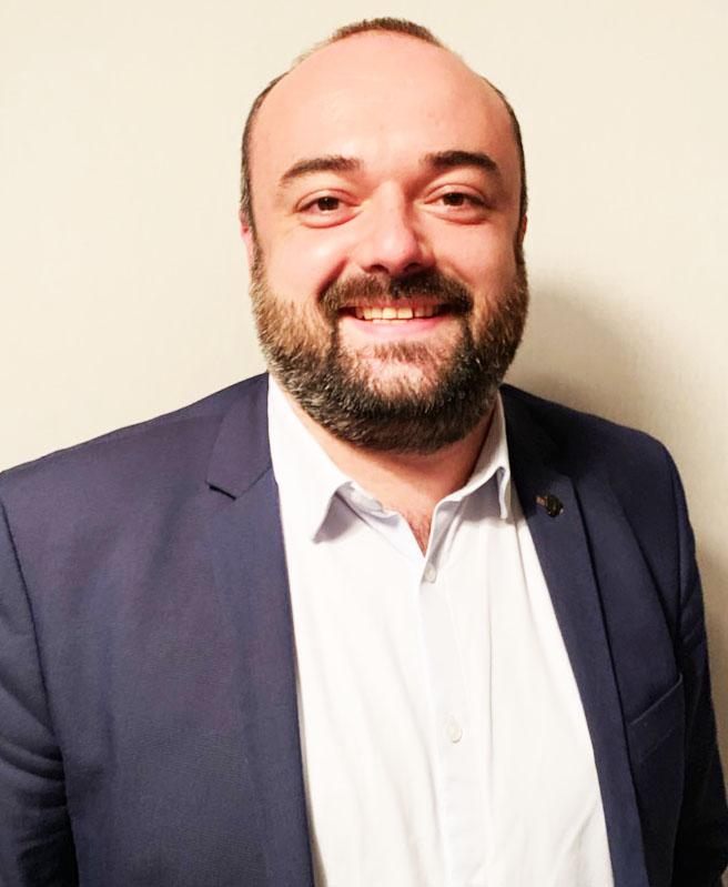 Portrait de  Etienne Feron - Directeur réseau